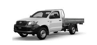 Toyota Hilux 1 Ton Auto Tray Or Ute
